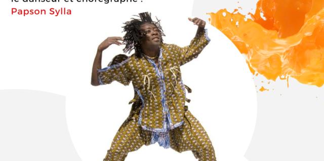 27/01/19 : Cours de danse avec le Chorégraphe Papson Sylla